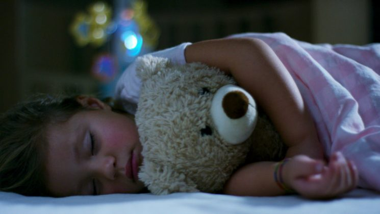 Sleep 'pressure' can improve your children's sleep