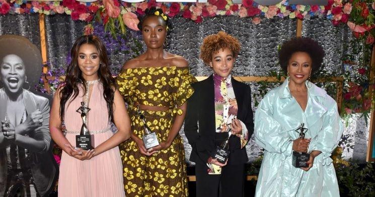 Regina Hall Celebrates Black Women in Hollywood at the Star-Studded Essence Awards
