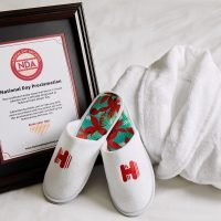 Hotels.com's National Hotel Slipper Day Deal Gets You $25 Off Thanks To Justin Bieber