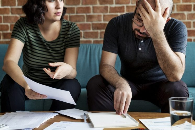 The Crazy Ways Your Financial Health Is Hurting Your Relationships