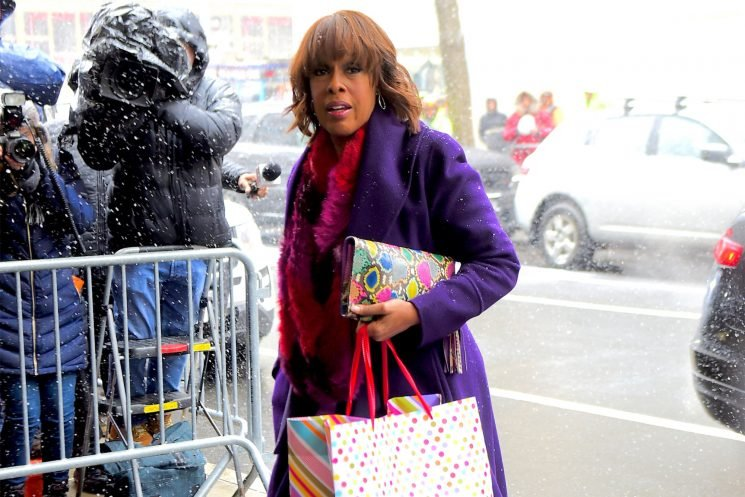 Gayle King says Meghan Markle didn't open gifts at her baby shower