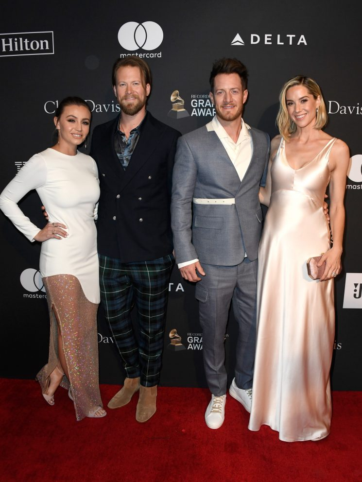 Family of Four! Florida Georgia Line's Tyler Hubbard and Wife Hayley Expecting Second Child