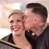 Pink Brought Her Adorable Lookalike Kids to Her Hollywood Walk of Fame Ceremony