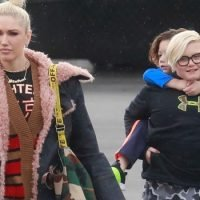 Gwen Stefani Rocks Minimal Makeup On Outing With Kids Amidst Miranda Lambert's Wedding News