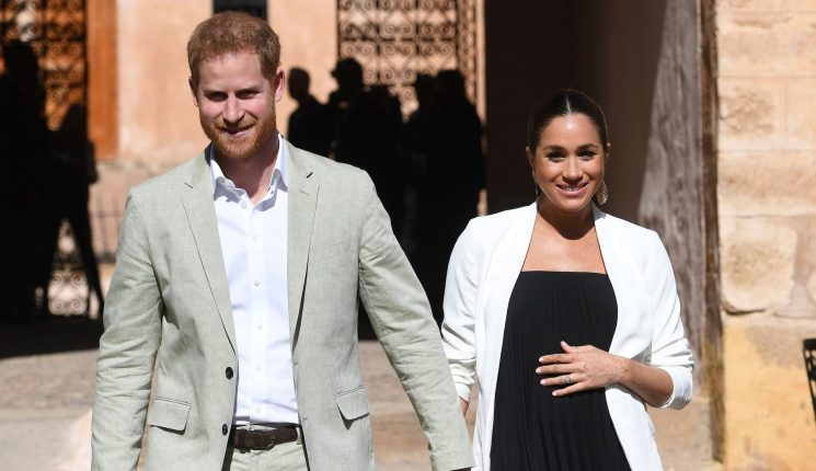"""""""Is it Mine?"""" Asks Hilarious Prince Harry Re: Royal Baby"""