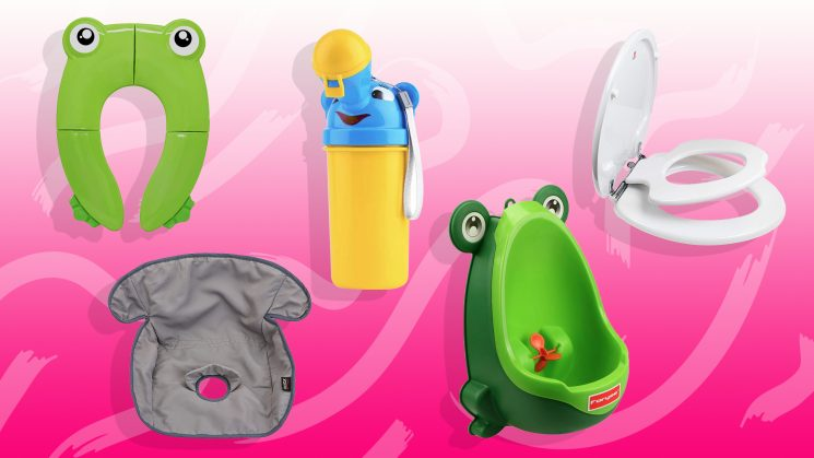These Potty Training Must-Haves Will Save Your Sanity