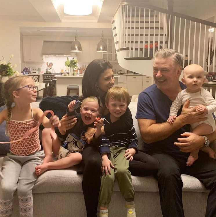 How Hilaria Baldwin Keeps Her Home Organized as a Mom of Four Without 'Stressing the Kids Out'