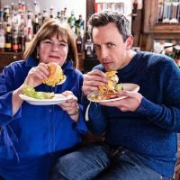 Seth Meyers and Ina Garten Go Day Drinking and the Results Are Hilarious