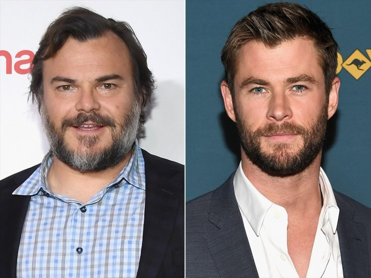 Jack Black Hilariously Tries Chris Hemsworth's Thor Workout: 'Who Did It Better?'