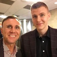 Kristaps Porzingis' brother wanted a bigger role with Knicks