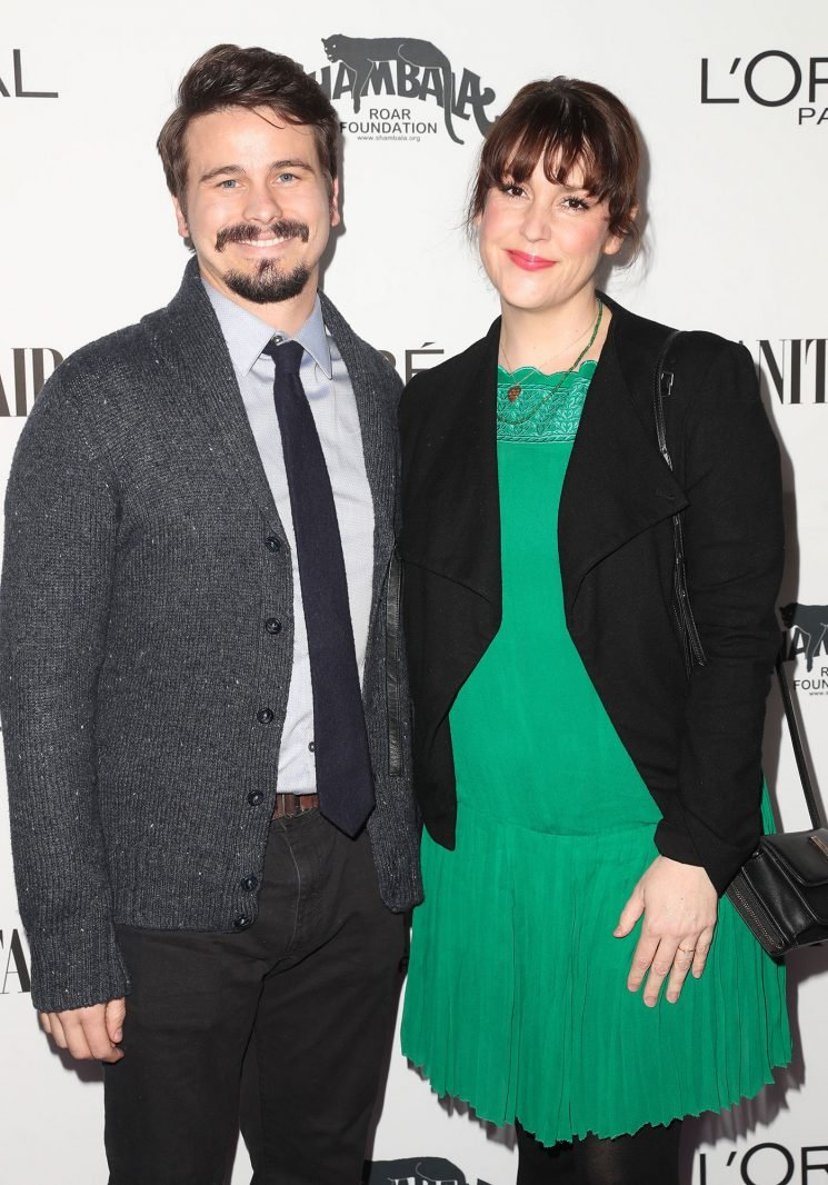 Melanie Lynskey Confirms Birth of Daughter with Fiancé Jason Ritter: 'She's Perfect'