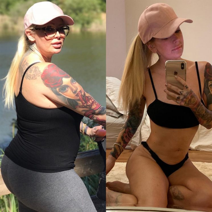 Bikini-Clad Jenna Jameson Reveals Her Go-To Keto Meals Now That She's 'Cracking Down' on Her Diet