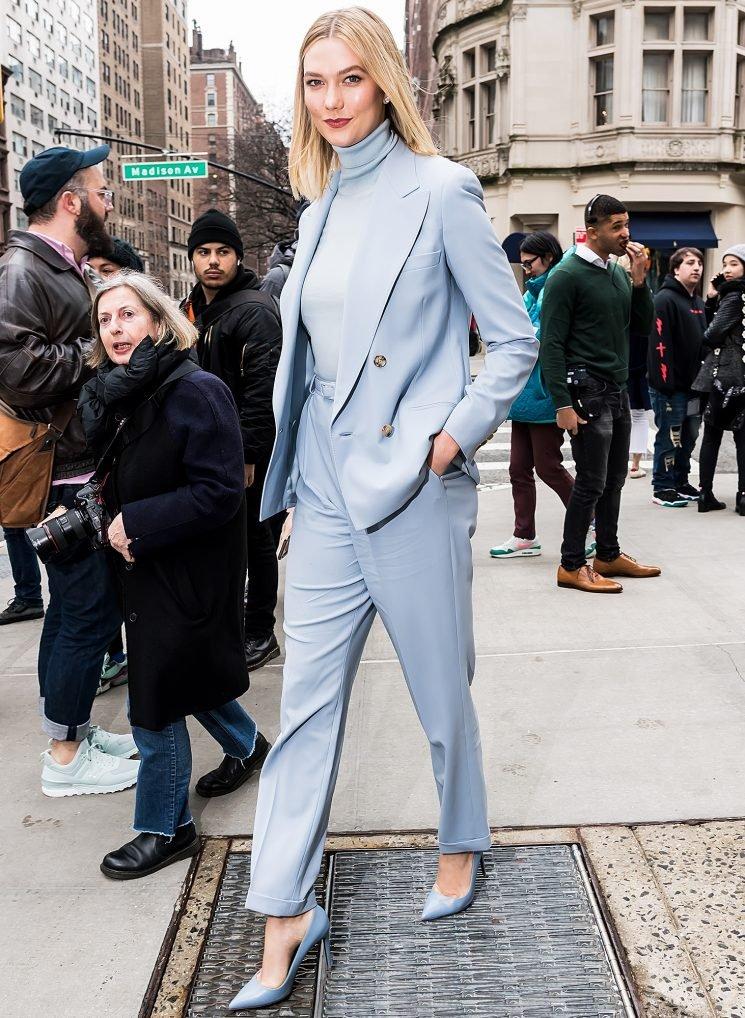 Karlie Kloss Kicks Off New York Fashion Week, Plus Paris Jackson, Alicia Keys & More