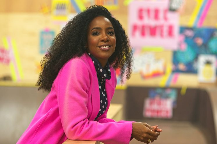 WATCH: Kelly Rowland Releases Inspiring New 'Crown' Video with Dove To Help Girls Love Their Hair