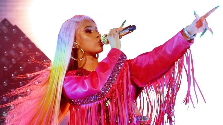 Cardi B Says Postpartum Depression Came 'Out of Nowhere'