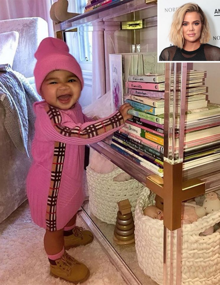 Khloe Kardashian Celebrates Her 'Love,' Daughter True, Turning 10 Months Old with Cute New Snaps