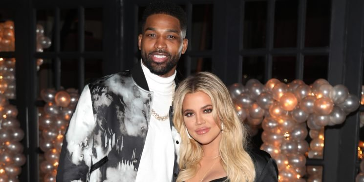 Khloé Kardashian's Body Language Showed She Was Totally on the Defensive With Tristan Thompson