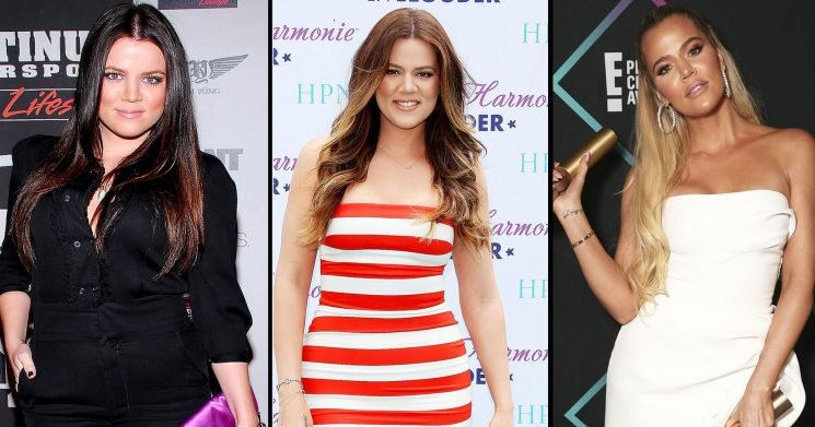 See Khloe Kardashian's Body Evolution!