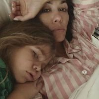 Kourtney Kardashian Posts Sweet Photo with Reign and Shares She's 'Missing' Her Kids During Trip to N.Y.C.