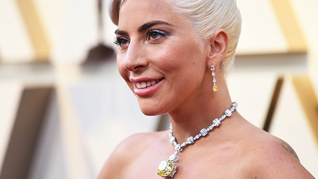 Lady Gaga's Oscar Necklace Compared To 'Ocean's 8'  Bling By Fans & Now It Can't Be Unseen