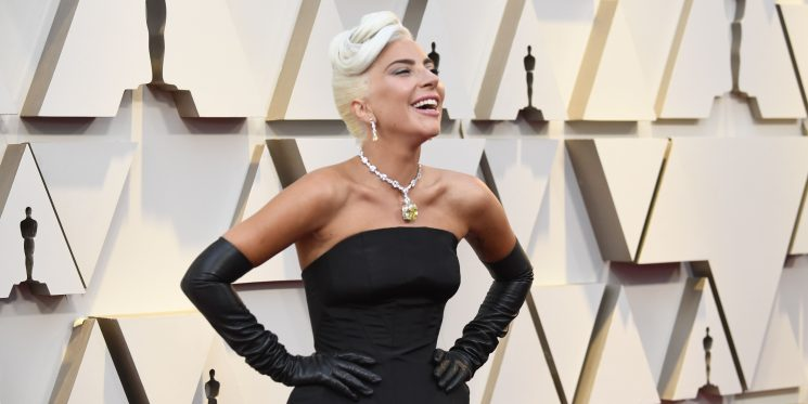 Lady Gaga Is Out Here Channeling Audrey Hepburn at the 2019 Oscars and I Am Deceased