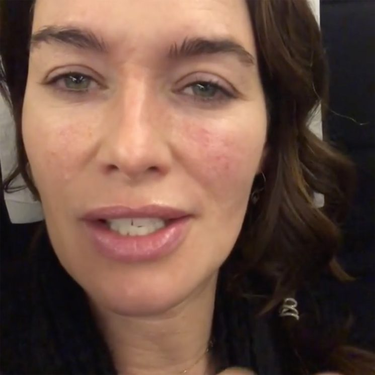 Game of Thrones' Lena Headey Slams Troll Who Tells Her She Needs to Wear Makeup: 'Go F— Yourself'