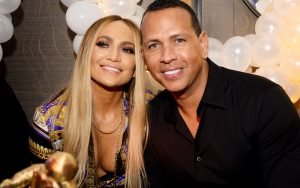 Alex Rodriguez Can't Get Enough of Jennifer Lopez Pole Dancing for Her Upcoming Movie