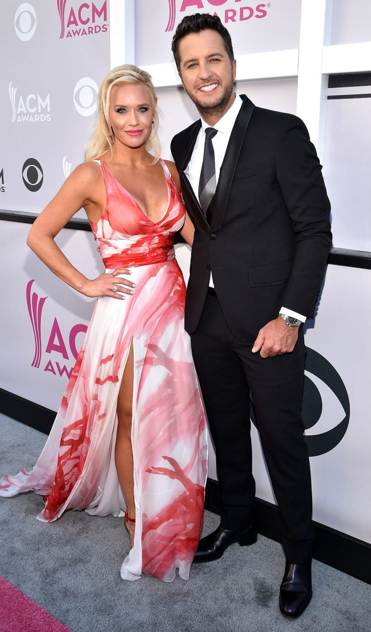 Luke Bryan's Wife Caroline Reveals She Previously Suffered a Miscarriage: 'It Sucks and It Hurts'