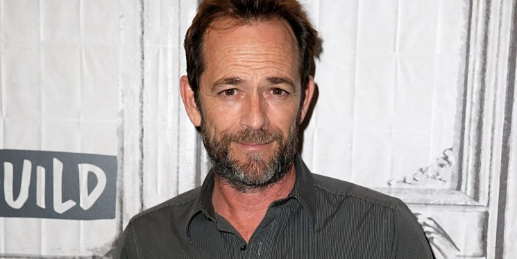 Former Cast-mates and Friends React to News of Luke Perry's Stroke