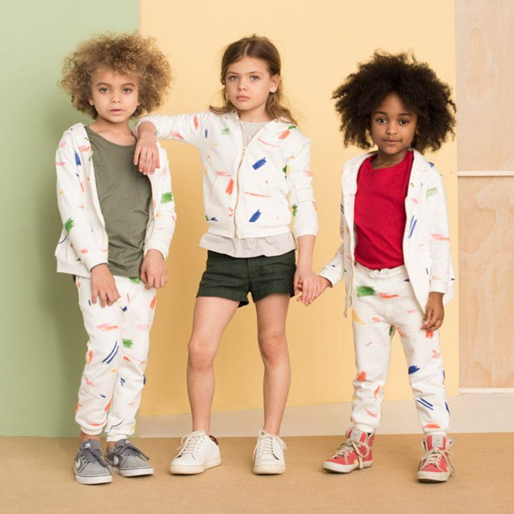 Channeling Their Inner Artist! Maisonette Unveils Doodle Collection for Kids and Babies