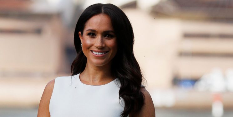 Meghan Markle Wore One of Her Best Friends' Designs in Morocco
