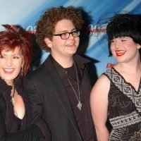 How old are Jack and Kelly Osbourne and do Sharon and Ozzy Osbourne have any other children?
