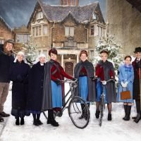 Where is Call The Midwife filmed? Locations for BBC series in Chatham Dockyard and Chertsey revealed