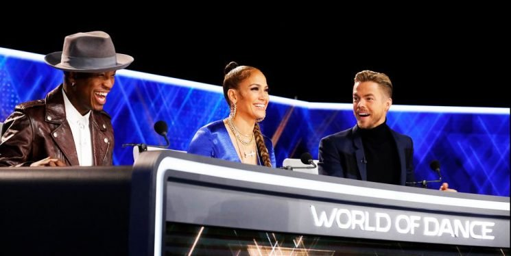 Watch J.Lo's Reaction When She Meets A Little Girl With Selective Mutism On 'World Of Dance'