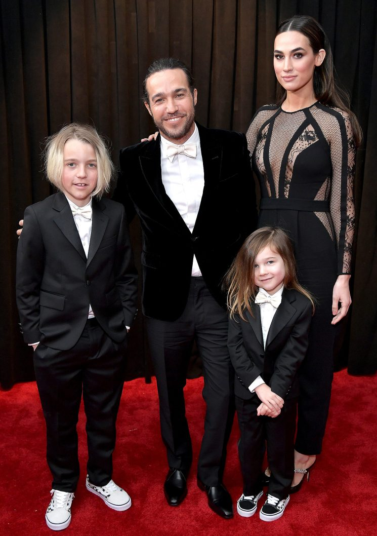 Grammys Gang! See Which Celebs Brought Their Adorable Families Out for Music's Biggest Night