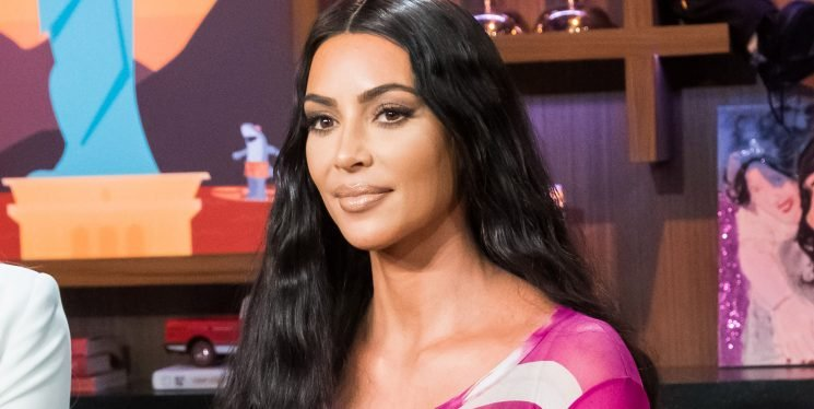 Kim Kardashian Just Clarified That Her 'Bad Skin Day' Was Actually Something Much More Serious
