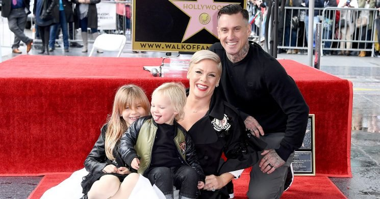 How Pink's Daughter Congratulated Her on Hollywood Walk of Fame Star