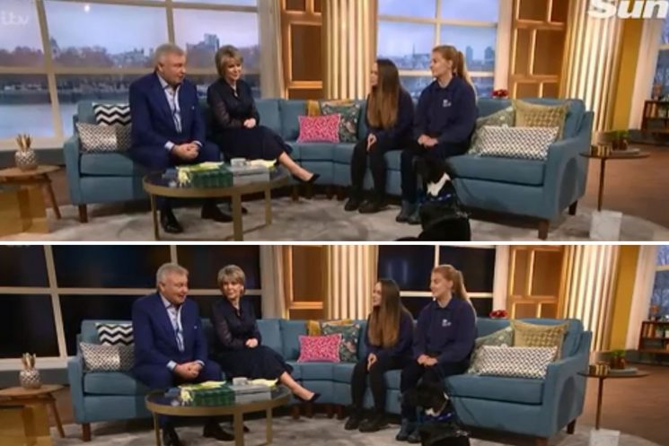 This Morning fans shocked to discover London backdrop is FAKE after technical blunder makes screens go blank