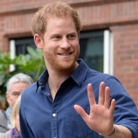 Prince Harry Comforting This Bereaved Teen is the Sweetest