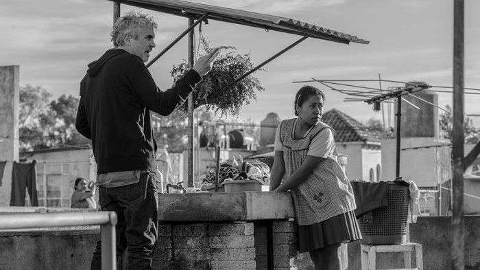 Vue International Chief Slams BAFTA for Awarding Prizes to 'Roma'