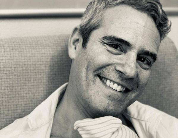 Andy Cohen Reveals the First Photos of His Baby Boy's Face
