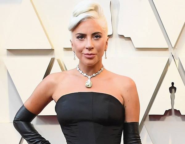 Lady Gaga's Hairstylist Talks Audrey Hepburn-Inspired Updo at Oscars