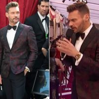 Double-Take! Ryan Seacrest Hosted ABC and E!'s Oscar Red Carpet Show: 'This Man Does Everything'