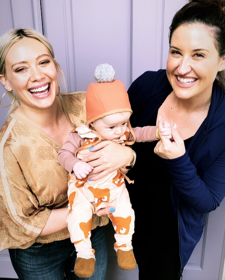 She Sleeps! Hilary Duff Celebrates Daughter's 11-Hour Stretch After Working with Specialist