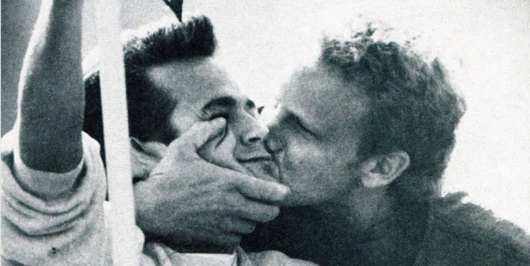 Ian Ziering Shares Touching Post After Luke Perry Suffers Massive Stroke