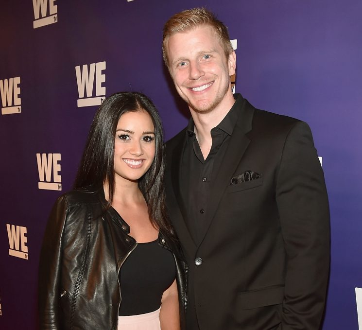 The Bachelor's Catherine Lowe Wants to Lose 10-15 More Lbs. of Baby Weight: 'I'm Ready'