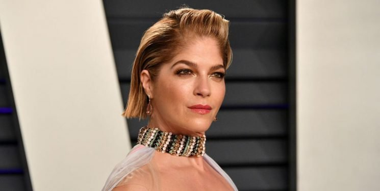 Watch This Video Of Selma Blair Revealing Why MS Makes Her Voice Sound Different