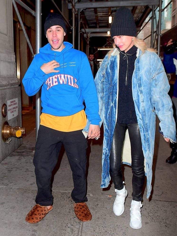 Justin Bieber and Hailey Baldwin Hold Hands in NYC as Singer Continues Treatment for Depression
