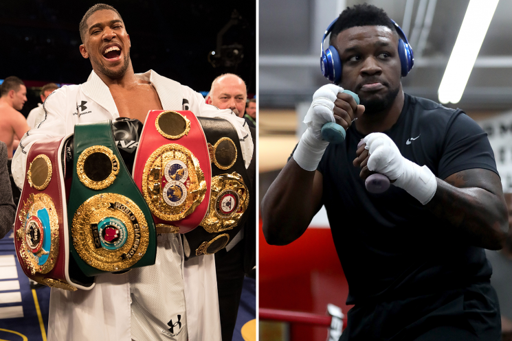 Joshua 'will make US debut against Miller on June 1' with announcement expected Monday