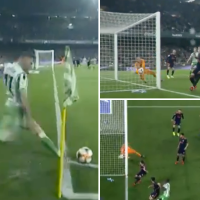 Watch Joaquin score incredible goal from a CORNER in Copa del Rey semi-final between Real Betis and Valencia